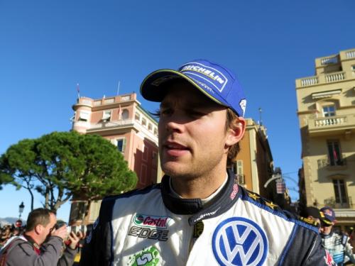 Andreas Mikkelsen, Monte Carlo 2015,