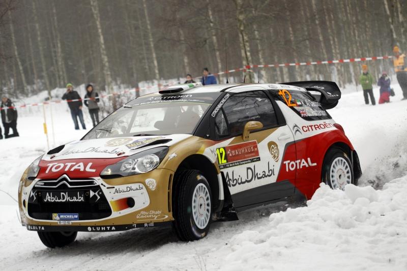 Khalid Al Qassimi, Rally Sweden 20140207
