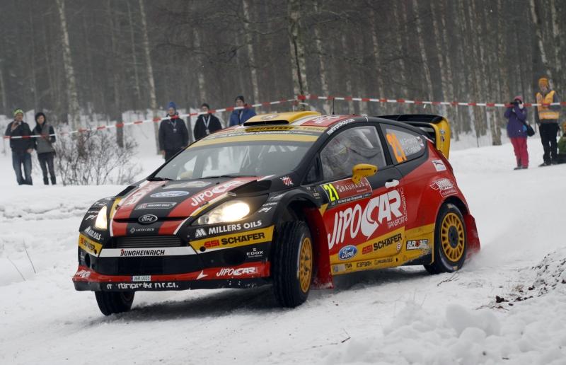 Martin Prokop, Rally Sweden 20140207